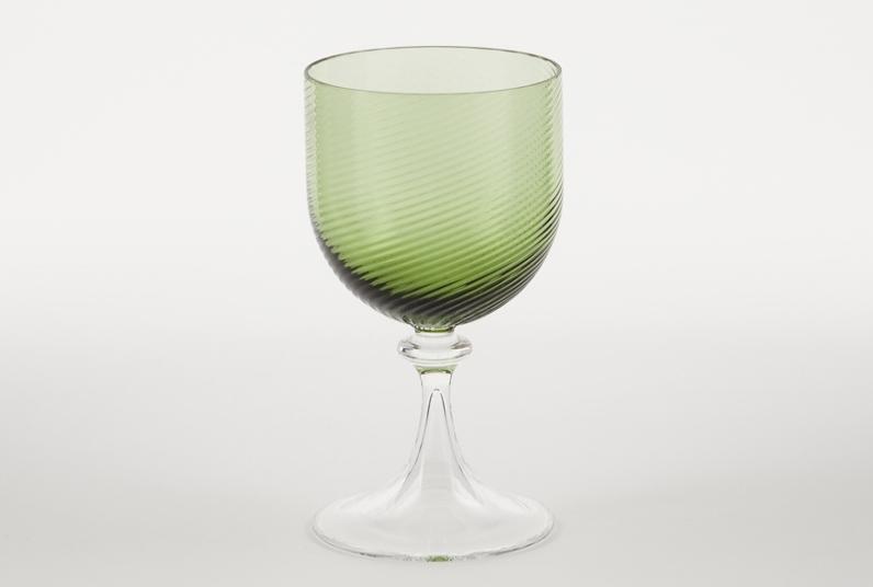 Copa de agua 3 62 verde copas vasos comprar tienda for Copa de agua